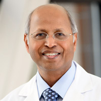 Ibad U. Ansari, M.D., cardiologist