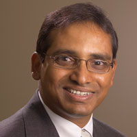 Srinivas Vallapuri, M.D., interventional cardiologist