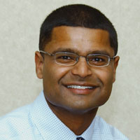 Kiran R. Kareti, M.D., cardiologist