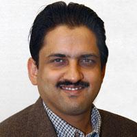 Sandeep Dube, M.D., interventional cardiologist