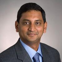 Jo Mahenthiran, M.D., cardiologist