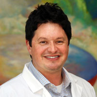 Darrel Ross, MD, radiation oncologist