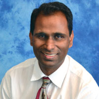 Rajesh Mallela, M.D., interventional cardiologist