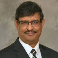 Rangarajan Arunachalam, M.D., interventional cardiologist