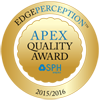Apex Quality Award 2015-2016