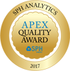 Apex Quality Award seal 2017
