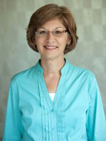 Barb Ingram, front office admin
