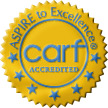 CARF accredited for brain injury rehab