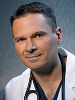 Greg Bray, MD, medical director, board-certified anesthesiologist