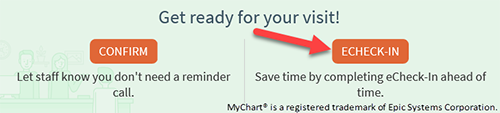 MyChart Guide: Visits & Appointments | Community Health ...