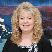 Yvonne Hacker, RN, joint care coordinator, north