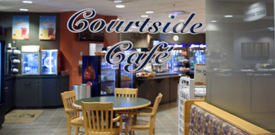 Courtside Cafe at Healthplex