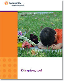 Kids Grieve, Too booklet