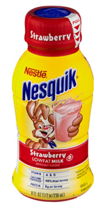 Strawberry Nesquik