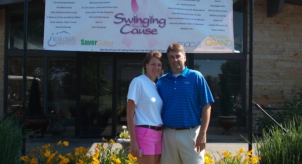 Swinging fore a cause
