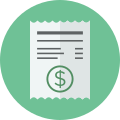 Billing & Costs icon
