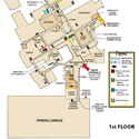 CHE Hospital Floors Map