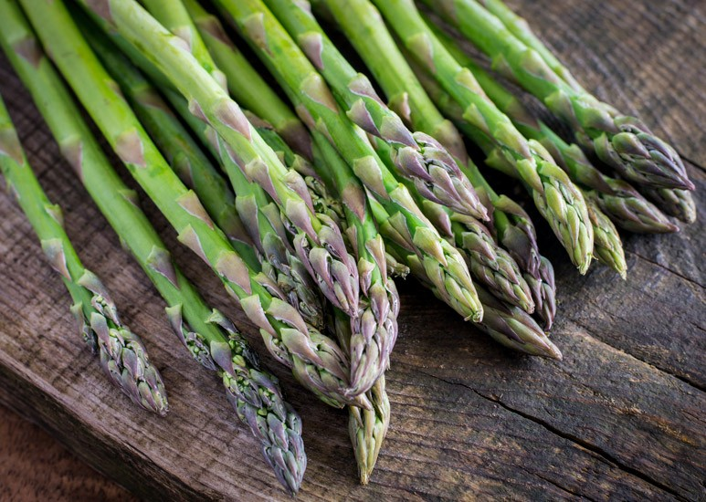 Asparagus spring vegetable