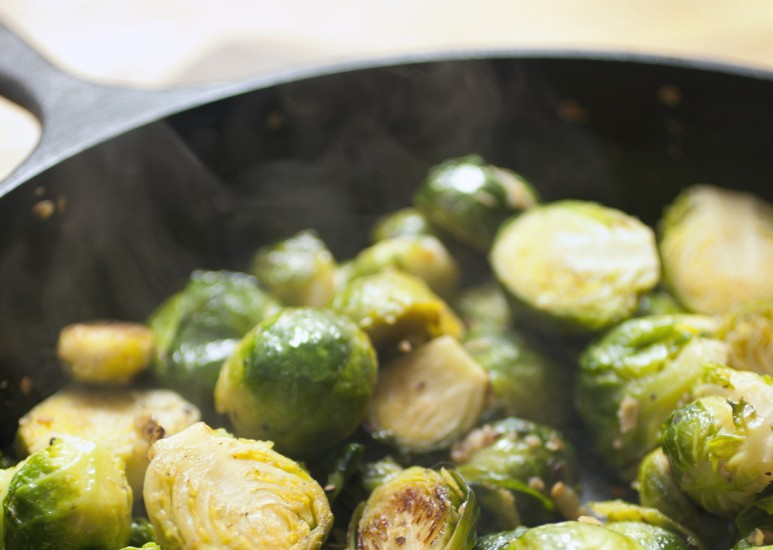 Secret sources of vitamin c include brussels sprouts