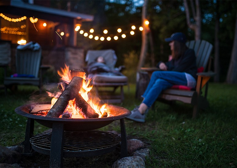 How To Safely Build And Enjoy A Bonfire Community Health
