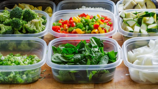 Meal Prepping Tips