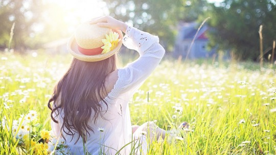 Sunshine provides vitamin D, but there are more ways to get it.