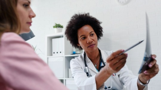 Talk to Doctor about High Risk of Breast Cancer