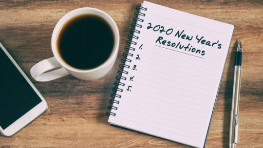 2020 New Year's Resolution Planning