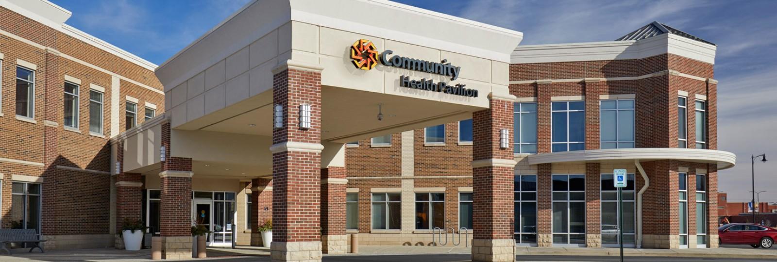 Community Health Pavilion Speedway Community Health Network