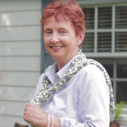 Joyce Philpot, breast cancer survivor