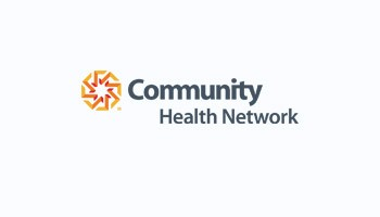 Community Health Network logo slider tile