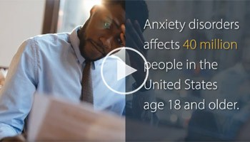 Anxiety disorders video thumbnail