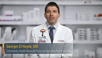 Dr. El Hoyek - COVID-19 and Older Adults video thumb