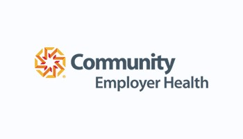 Community Employer Health logo slider tile